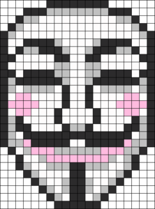 Anonymous Mask PNG HD Quality PNG Clip art