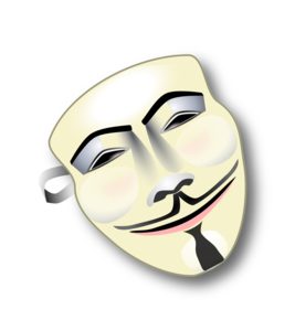 Anonymous Mask PNG Image HD PNG Clip art