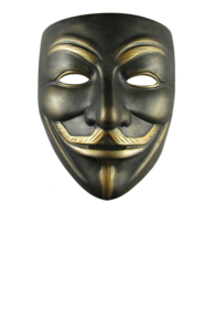 Anonymous Mask PNG Pic Background PNG Clip art
