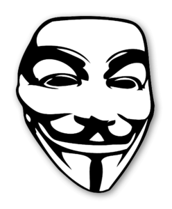 Anonymous Mask PNG Transparent Image PNG Clip art