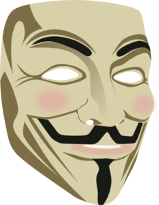 Anonymous Mask PNG Transparent Photo PNG Clip art