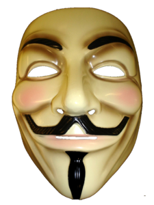 Anonymous PNG HD PNG Clip art