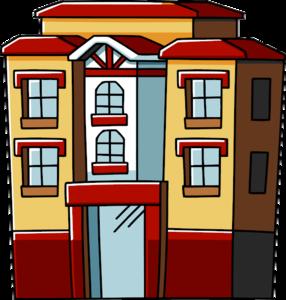 Apartment PNG Clipart PNG Clip art