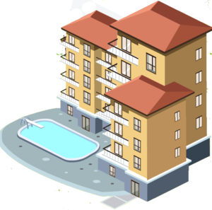Apartment Transparent PNG PNG images
