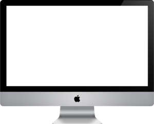 Apple Mac Computer Screen PNG PNG clipart