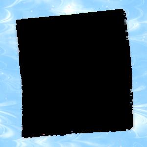 Aqua Border Frame PNG Free Download PNG Clip art