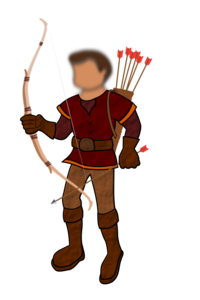 Archer PNG Free Download PNG Clip art