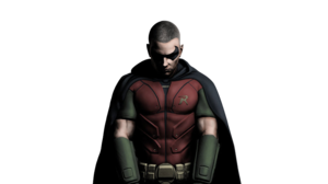 Arkham City Robin PNG Photos PNG Clip art