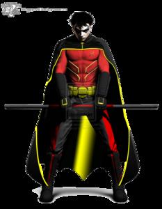 Arkham City Robin PNG Pic PNG Clip art