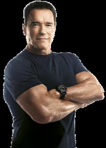 Arnold Schwarzenegger Transparent PNG PNG Clip art