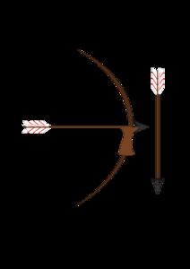 Arrow Bow PNG Pic PNG Clip art