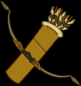 Arrow Bow PNG Transparent Image PNG Clip art