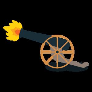 Artillery Transparent Background PNG Clip art