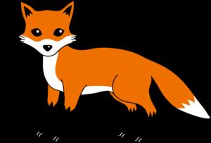 Artistic Fox PNG HD PNG Clip art