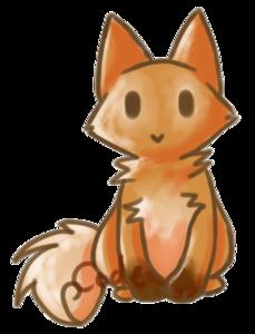 Artistic Fox PNG Transparent Image PNG Clip art