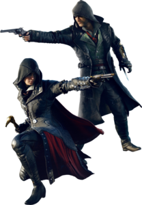 Assassin Creed Syndicate Transparent Background PNG Clip art