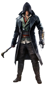 Assassin Creed Syndicate Transparent PNG PNG Clip art