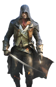 Assassins Creed Unity PNG Free Download PNG Clip art