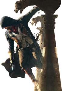 Assassins Creed Unity PNG Image PNG Clip art