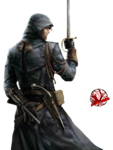 Assassins Creed Unity PNG Transparent Picture PNG Clip art