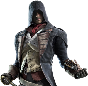 Assassins Creed Unity Transparent Background PNG Clip art