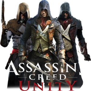 Assassins Creed Unity Transparent PNG PNG Clip art