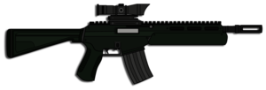 Assault Rifle PNG Photos PNG Clip art
