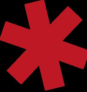 Asterisk PNG Clipart PNG Clip art