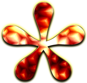 Asterisk PNG Pic PNG Clip art