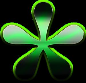 Asterisk Transparent Background PNG Clip art