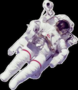 Astronaut Transparent Background PNG Clip art
