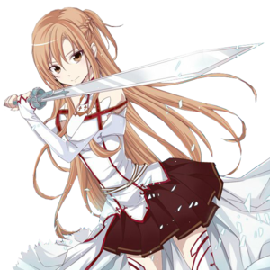 Asuna PNG Picture PNG Clip art