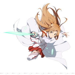 Asuna Transparent Background PNG Clip art