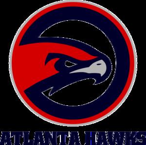 Atlanta Hawks Transparent Background PNG Clip art