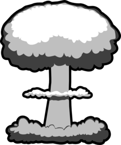 Atomic Explosion PNG Clipart PNG Clip art