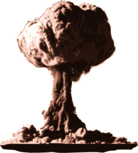 Atomic Explosion PNG Free Download PNG Clip art