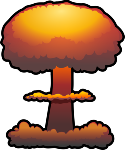 Atomic Explosion PNG Photo PNG Clip art