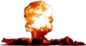 Atomic Explosion PNG Pic PNG Clip art