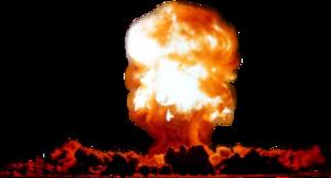 Atomic Explosion PNG Transparent Image PNG Clip art