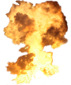 Atomic Explosion Transparent PNG PNG Clip art