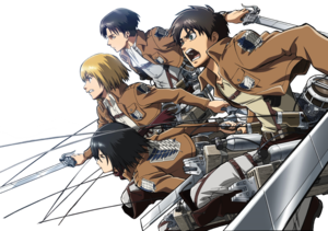 Attack On Titan PNG Photo PNG Clip art