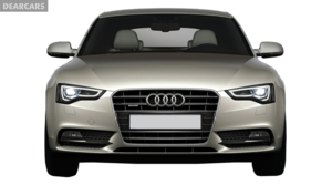 Audi Car Front View PNG PNG Clip art