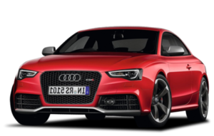 Audi RS5 Red PNG PNG Clip art