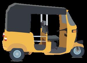 Auto Rickshaw PNG Clipart PNG Clip art