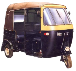 Auto Rickshaw PNG Image PNG Clip art