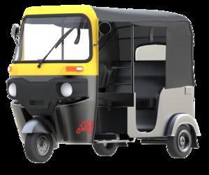 Auto Rickshaw PNG Transparent Picture PNG Clip art