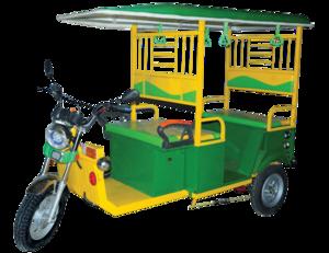 Auto Rickshaw Transparent Background PNG Clip art