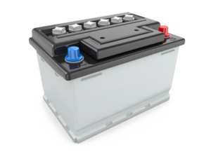 Automotive Battery PNG Image PNG images