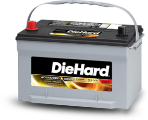 Automotive Battery PNG Pic PNG Clip art