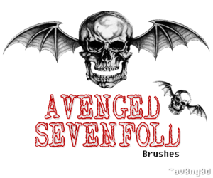 Avenged Sevenfold PNG File PNG Clip art